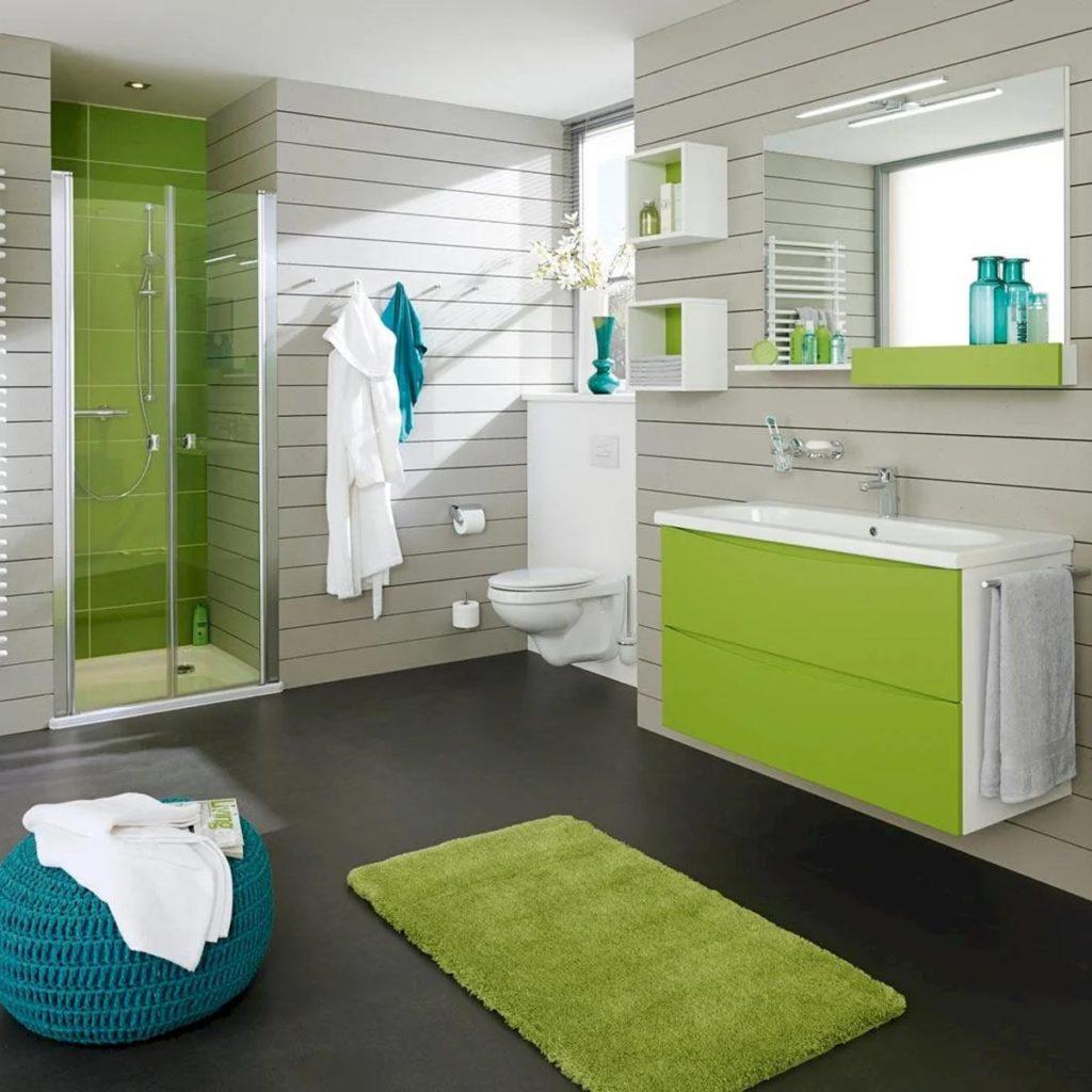 JP Haustechnik   Moderne Badsanierung in München